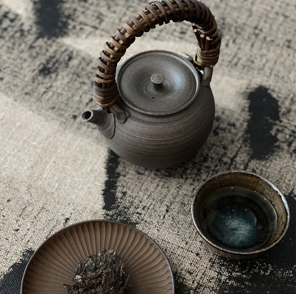 Hoeryong Glazed Medium Cup