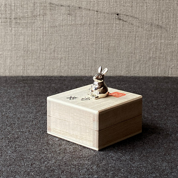 Rabbit Incense Stand