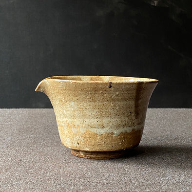 Kohiki Special Glaze Small Spouted Bowl