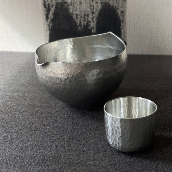 Suku Utsuwa Pewter Pitcher