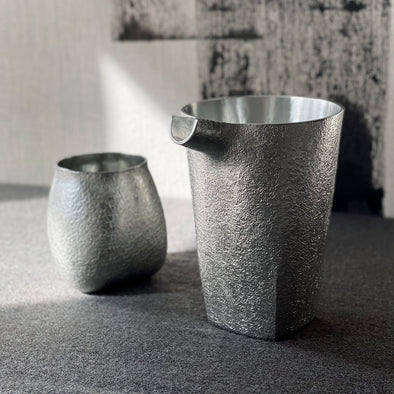 Houen Pewter Pitcher Ni Gou