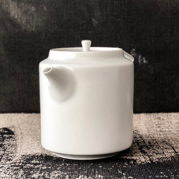 Tea Dealers Collection Teapot White