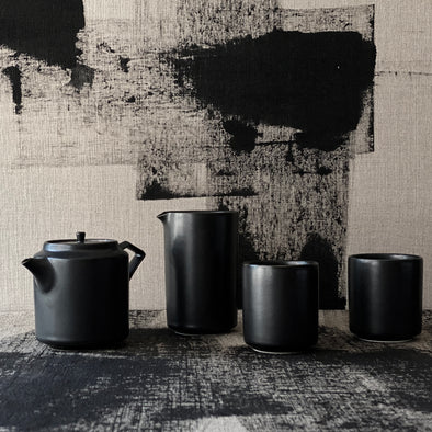 Tea Dealers Collection Set Black