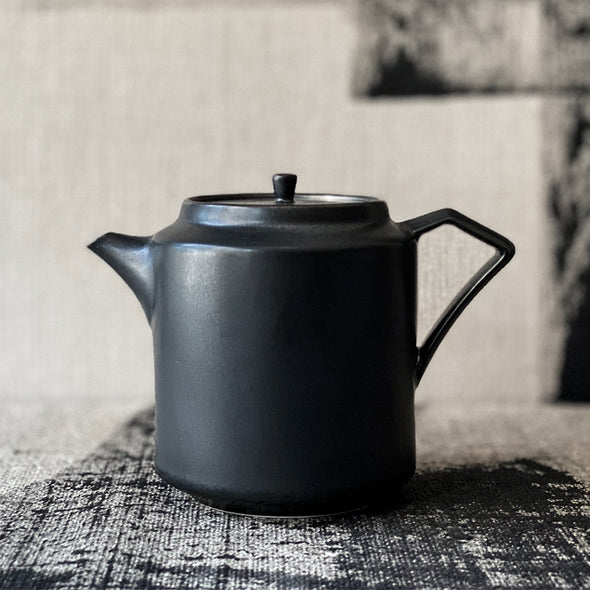 Tea Dealers Collection Teapot Black