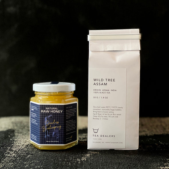 Assam and Raw Honey Set