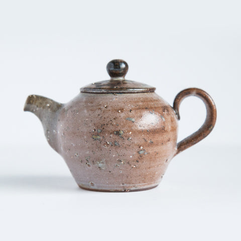 Shino Scorched Classic Teapot