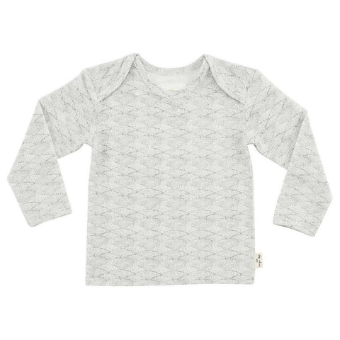 KONGES SLØJD bluse / Sea shells off white