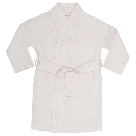 KONGES SLØJD badekåbe / Muslin kids bathrobe