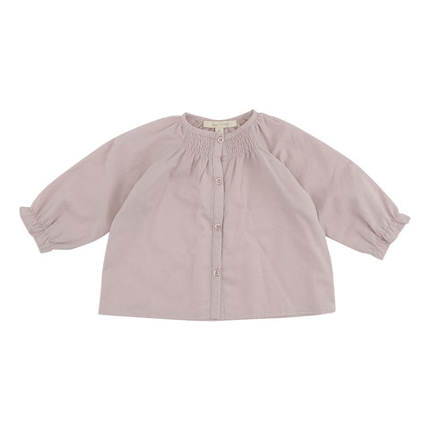 POPPY ROSE skjorte / Amelie tunic light lavender
