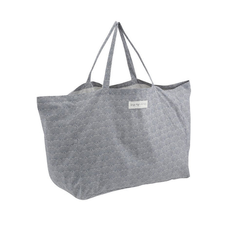 KONGES SLØJD shopping bag / Botanic granit blue