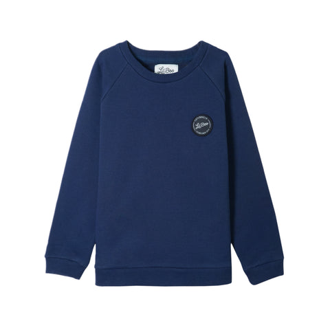 LIL BOO CPH bluse / Classis sweatshirt navy