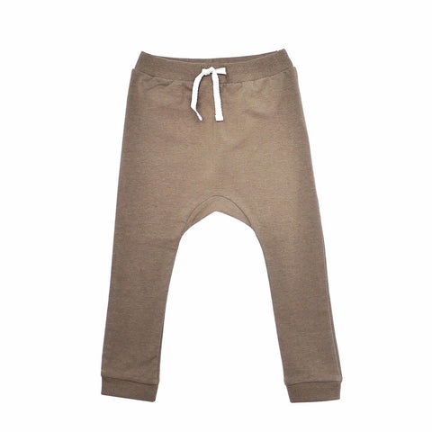 MONSIEUR MINI bukser / Brown leggings