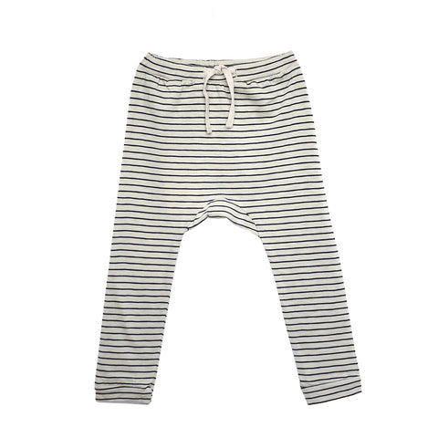 MONSIEUR MINI bukser / Stripes leggings