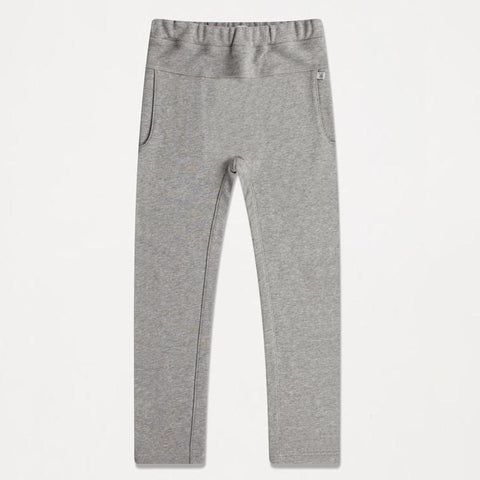 REPOSE AMS sweatpants / Light mixed grey