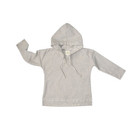 LITTLE URBAN APPAREL bluse / Coastal hoodie sand