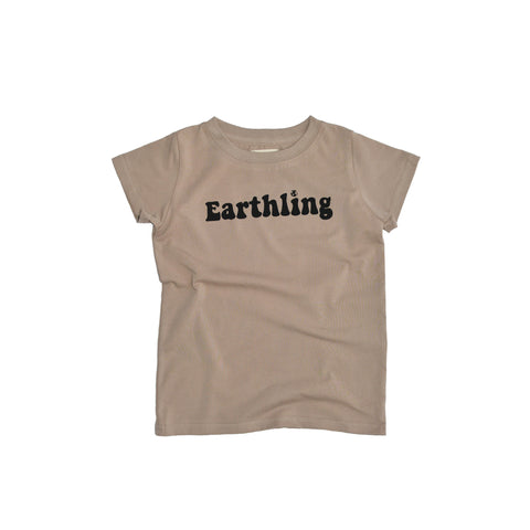 LITTLE URBAN APPAREL tee / Earthling t-shirt
