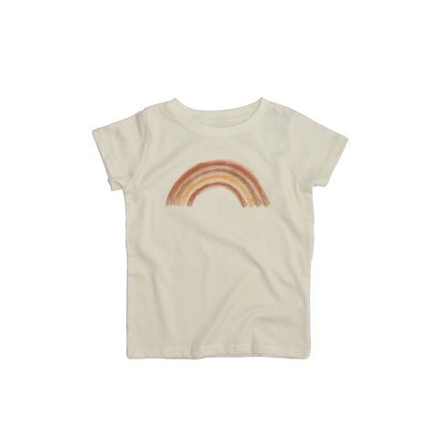 LITTLE URBAN APPAREL tee / Rainbow t-shirt