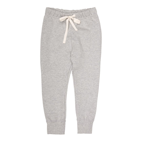 MILK COTTON bukser / Sweat pants grey