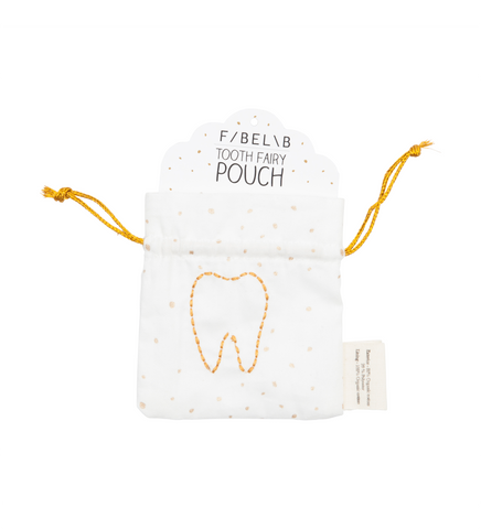 FABELAB pose / Tooth fairy pouch