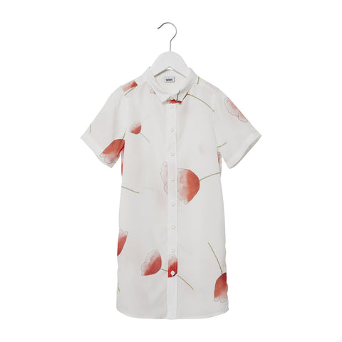 WAWA CPH kjole / Tunic dress poppy