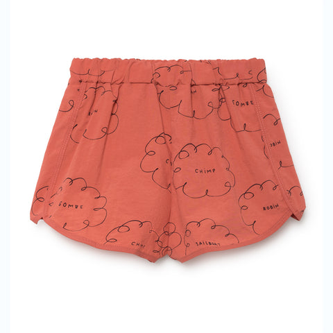 BOBO CHOSES badeshorts / Clouds swim trunk