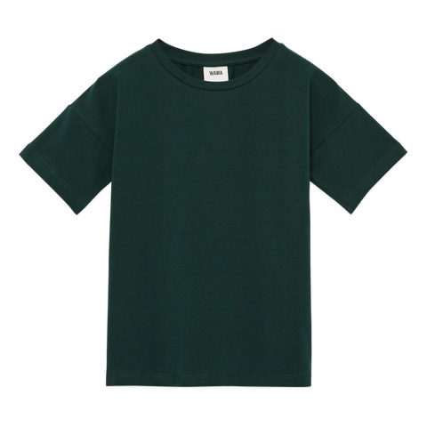 WAWA t-shirt / Bottle green