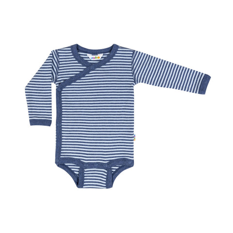 JOHA body / Newborn stripy NAVY