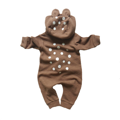 LALA heldragt / Bambi suit BROWN