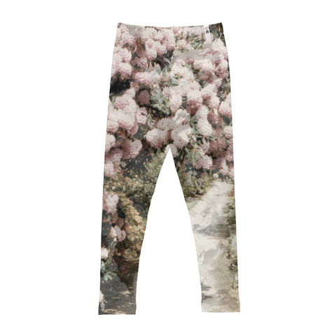 POPUPSHOP leggings / Flower