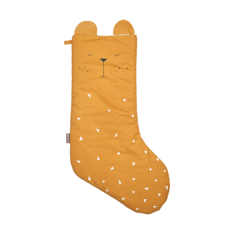 FABELAB julesok / Animal christmas stocking bear