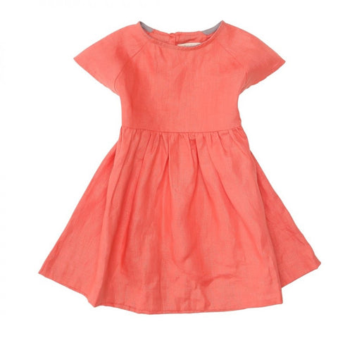POPPY ROSE kjole / Aisha dress Spiced Coral