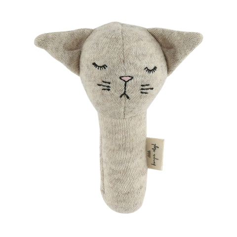 KONGES SLØJD activity toy / Hand cat