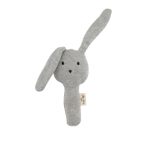 KONGES SLØJD activity toy / Rabbit grey melange
