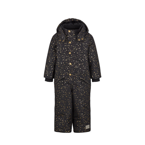 MARMAR flyverdragt / Ollie technical outerwear BLACK STAR FLAKE