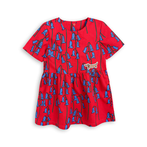 MINI RODINI kjole / Bluebell dress