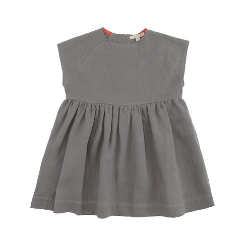 POPPY ROSE kjole / Aisha dress 'grey alloy'