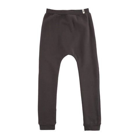 POPUPSHOP bukser / Baggy leggings dark grey