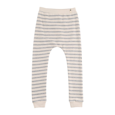 POPUPSHOP bukser / Baggy leggings stripes