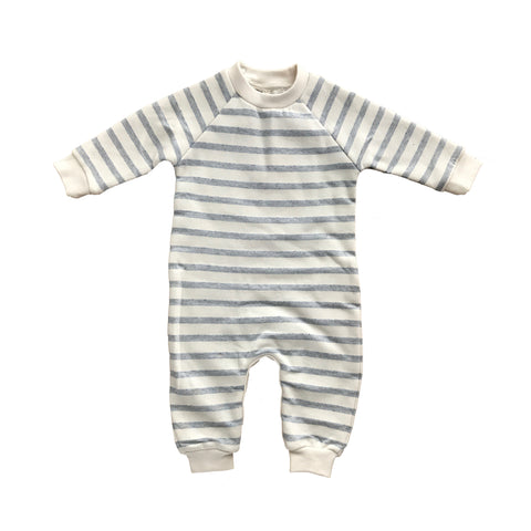 POPUPSHOP heldragt / Sweat suit baby stripes