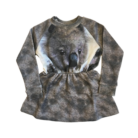 POPUPSHOP kjole / Koala robbie dress