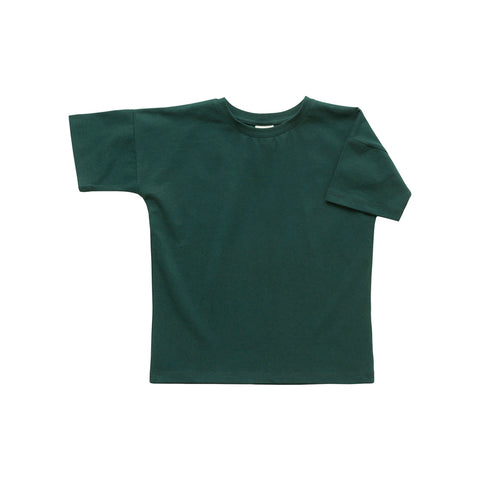 WAWA CPH bluse / W oversized tee bottle green