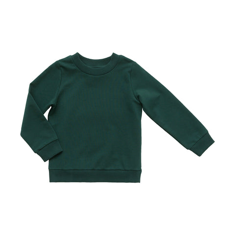 WAWA CPH bluse / W sweatshirt bottle green