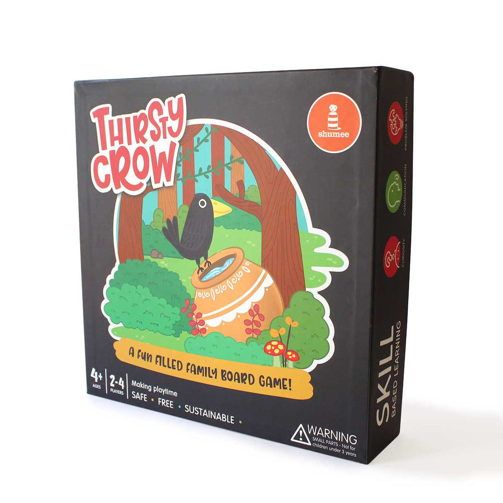Thirsty Crow Board Game for Kids