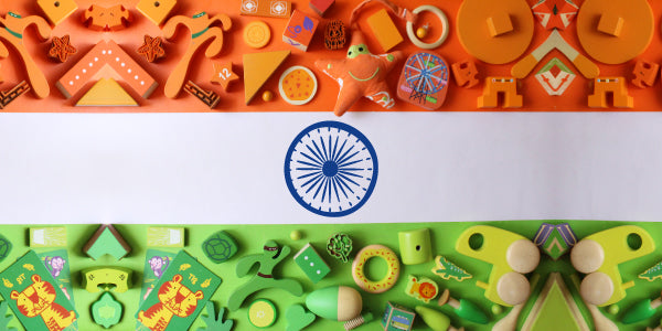 shumee's Modern Twist on Traditional Indian Toys #madeinIndia