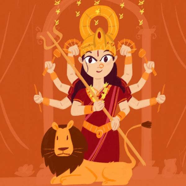 9 ways to celebrate Dussehra and the 9 days of Navrathri!
