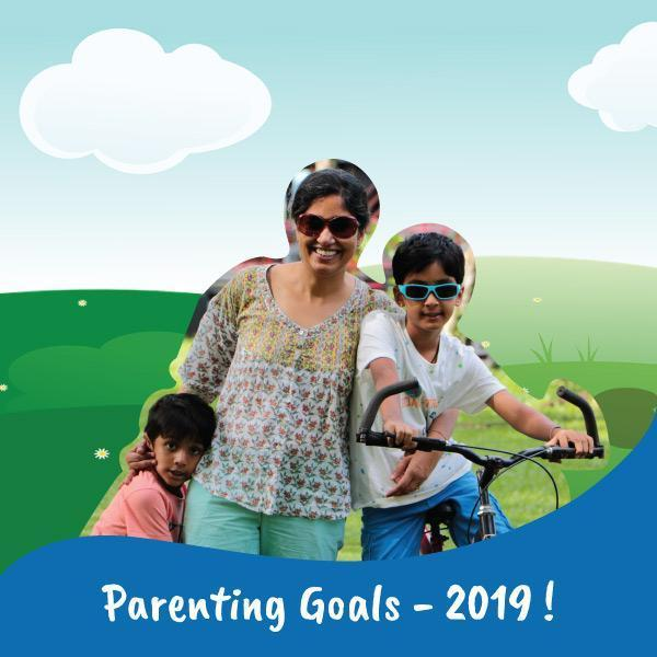Have You Set Yourself Some Parenting Goals For 2019?