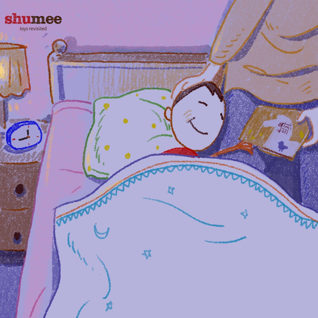 The Shumee Sleep Primer to build the bed time bonds