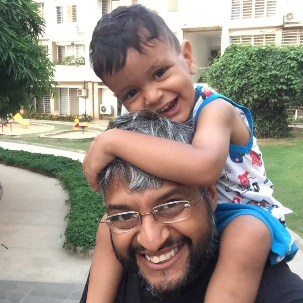 From a father's heart! A newly turned stay-at-home dad speaks...