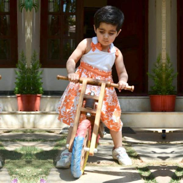 A trip down nostalgia lane on a balance bike! And other toys that sparked your imagination Children's day special.