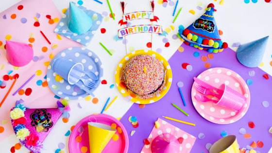 How to plan a super hit  party for toddlers and munchkins